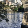 Detail of Brisbane, Queensland — Stock Photo