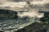 Power of Niagara Falls, Canada — ストック写真