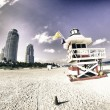 South Pointe Park in Miami Beach, Florida — Stock Photo #9589781