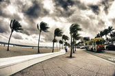 Streets of Fort Lauderdale, Florida — Stock Photo