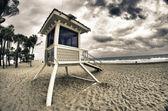 Plaży fort lauderdale, floryda — Zdjęcie stockowe