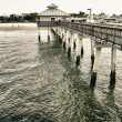 Pier in Fort Myers, Florida — Stock Photo