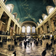 Grand Central in New York City, Architecture Detail — Stock Photo #9821443