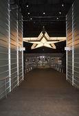 Dallas Cowboy VIP Entrance — Stock Photo