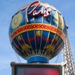 Paris Hotel and Casino — Stock Photo