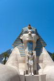 Luxor Hotel Sphinx — Stock Photo