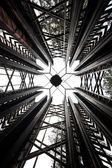 Teto da torre — Foto Stock