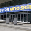 Houston Autoshow Entrance — Stock Photo