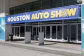 Houston Autoshow Entrance — Foto Stock