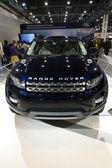 Range rover suv — Stockfoto