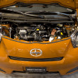 Stock Photo: Scion iQ Engine