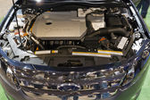 Ford Hybrid Engine — Stock Photo