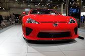 Lexus lfa спорткаров — Стоковое фото