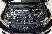 Honda Civic Engine — Stock Photo