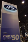 Ford Sign — Stock Photo