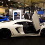 Lamborghini Aventador — Stock Photo