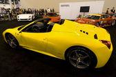 Ferrari 458 Spider — Stock Photo