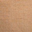 Brown canvas texture — Stock Photo