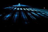 лазерное шоу — Стоковое фото