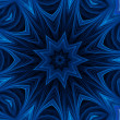 Stock Photo: Elegant abstract fractal background