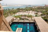 Waterpark of Atlantis the Palm hotel, Dubai, United Arab Emirate — Stock Photo