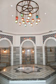 Turkish bath (Hamam) at hotel's spa area, Antalya, Turkey — Stock Photo