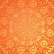 Ornamental lace pattern, circle background with many details, lo - Stock Vector