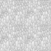 Sem costura padrão abstrato desenhados à mão. textura infinita — Vetor de Stock