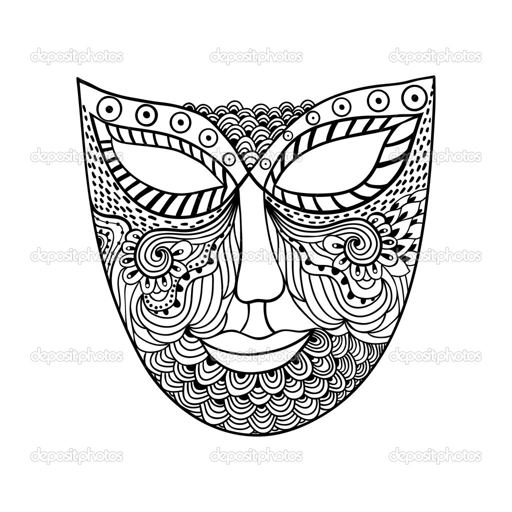 Carnival Masks Carnival Mask Mask