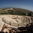 Herodium castle ruins — Stock Photo