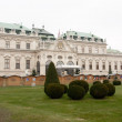 Belvedere palace in Vienna — Foto Stock #10372828
