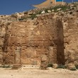 Stock Photo: Herodium castle ruins