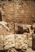 Herodium castle ruins — Stock Photo
