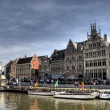 Ghent, Belgium — Stock Photo