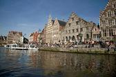 Ghent, Belgium — Stockfoto