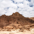 Stock Photo: Travel in Arava desert