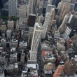Manhattan from empire state building view - Stockfoto
