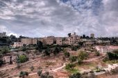 Jerusalem view — Stock Photo