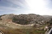 Palestinian village — Stock Photo