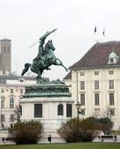 Viyana'daki Hofburg Sarayı — Stok fotoğraf