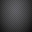 Carbon Fiber Background - Stock Vector