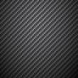 Carbon Fiber Background — Stock Vector