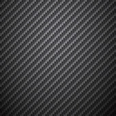 Carbon Fiber Background — Stock Vector