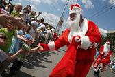 Carnival in Siberia. — Stock Photo