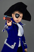 The pirate — Stock Photo