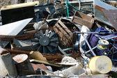 Heap of garbage — Stock Photo