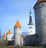 Towers Square, Tallinn, Estonia — Stock Photo