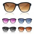 Sunglasses — Stock Vector #10019488