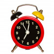 Children clock - Stock Photo