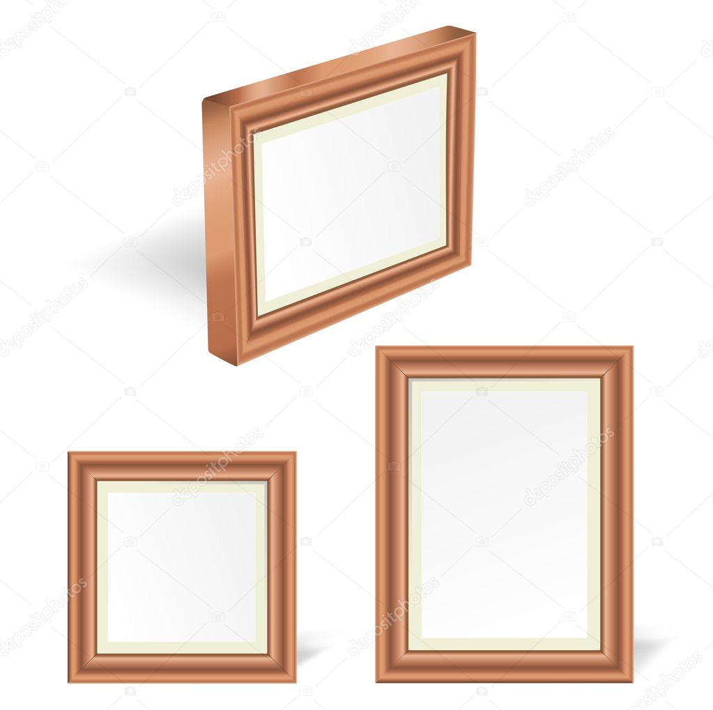 Photo frame — Stock Vector #9912269